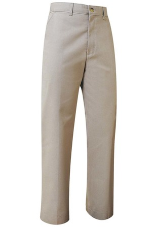 Plain Front Slacks