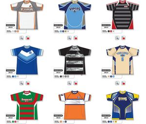 Rugby Jersey Selection 1