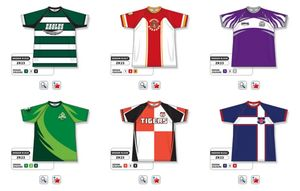 Rugby Jersey Selection 3