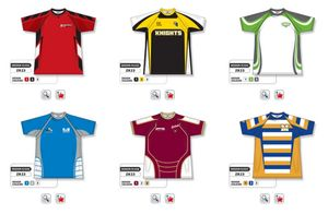 Rugby Jersey Selection 4