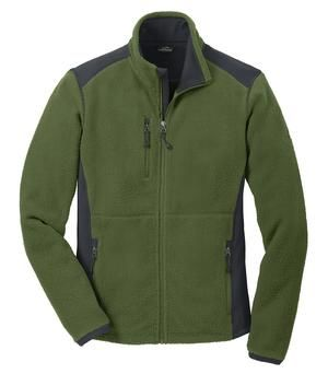 Sherpa Full Zip Up Fleece Jacket