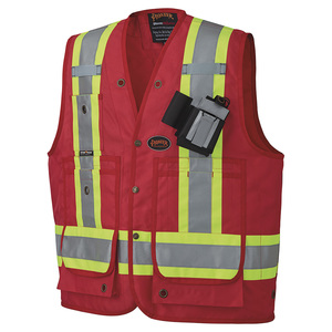 CSA Surveyor's/Supervisor's Vest