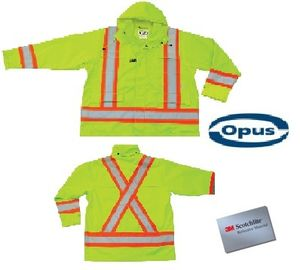 Work Safety Rain Jacket