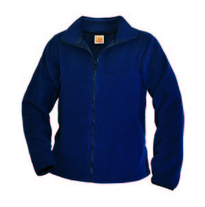 Full Zip Front Jacket