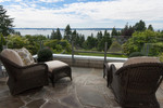 master bedroom deck at 3480 Mathers Avenue, West Bay, West Vancouver