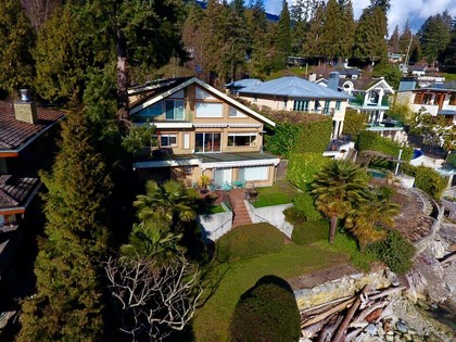 drone5 at 160 31st Street, Altamont, West Vancouver