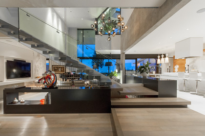 foyer at 1071 Groveland Road, British Properties, West Vancouver