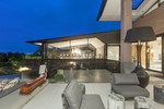 patio at 1071 Groveland Road, British Properties, West Vancouver