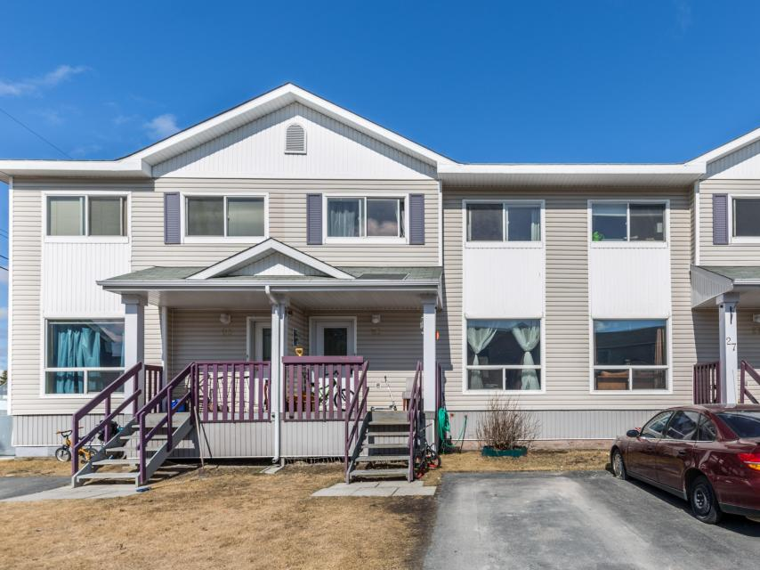 26 - 705 Williams Avenue, Frame Lake South, Yellowknife