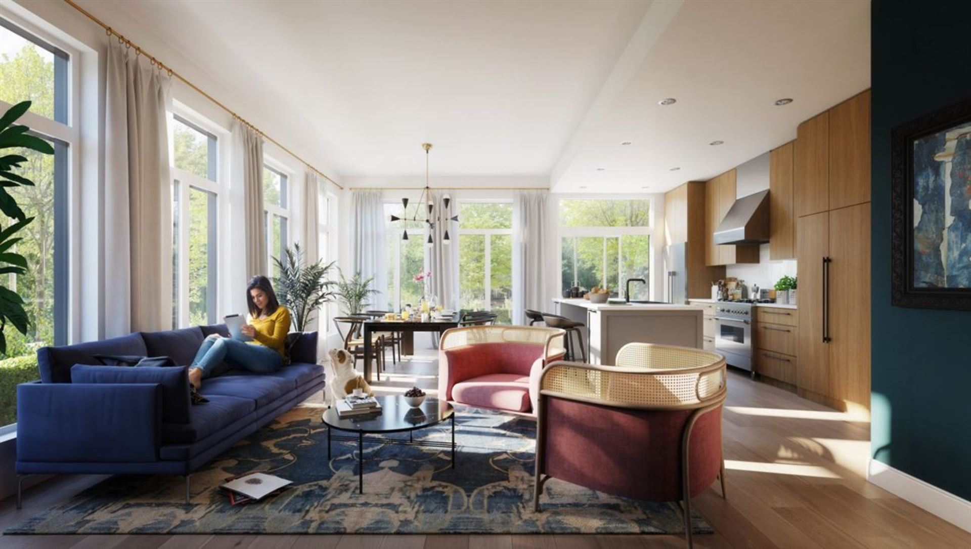 at 208 - 288 W King Edward, Cambie, Vancouver West