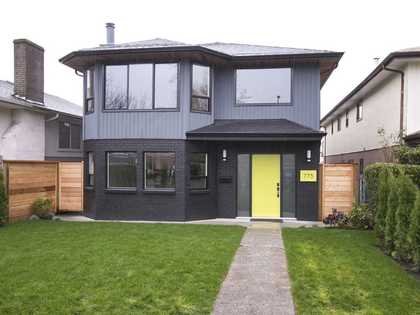 Exterior front at 775 E 39th Avenue, Fraser VE, Vancouver East