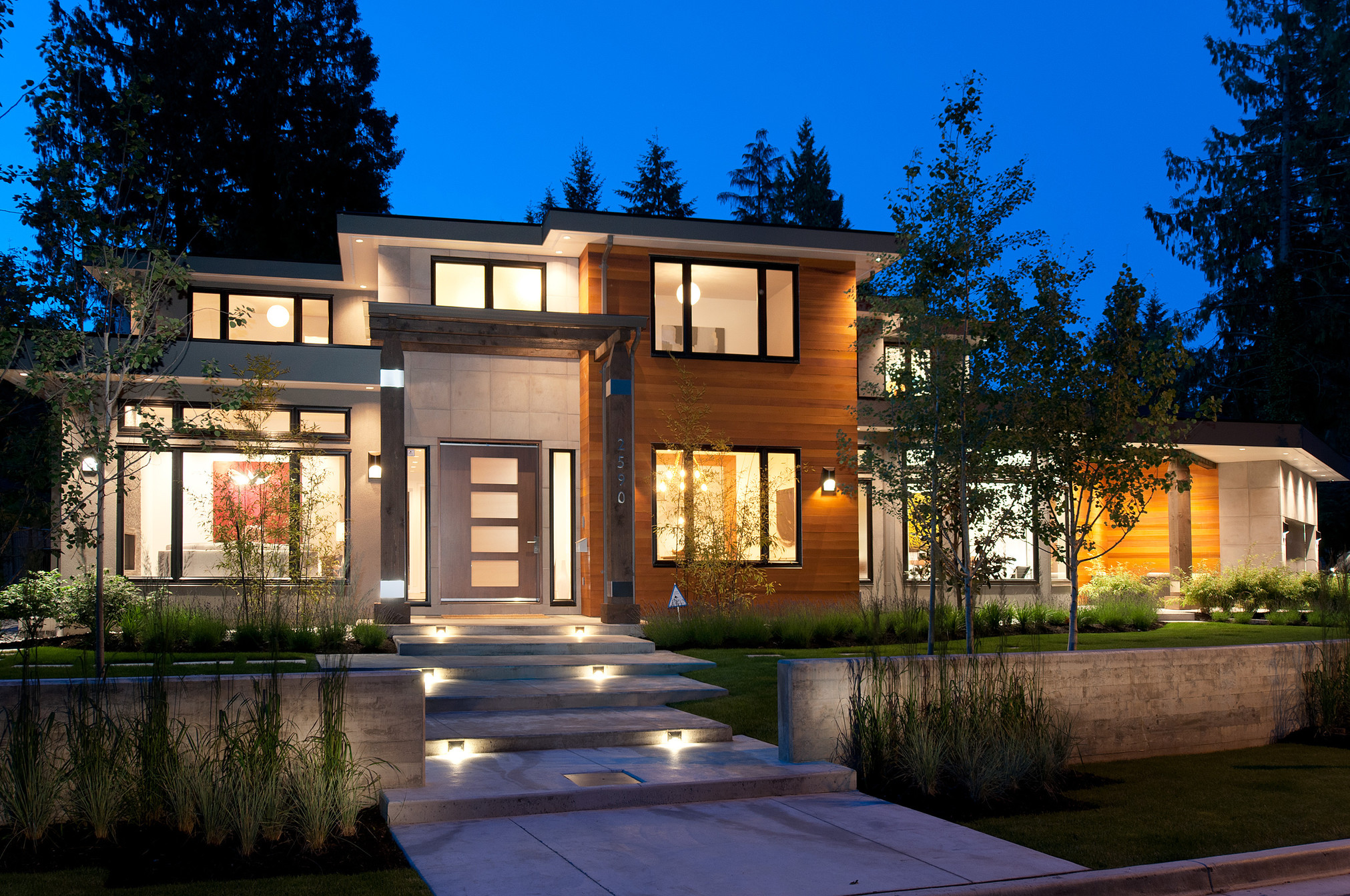84+ Modern Home Design Vancouver - Fusion Woodwork Media Articles ...