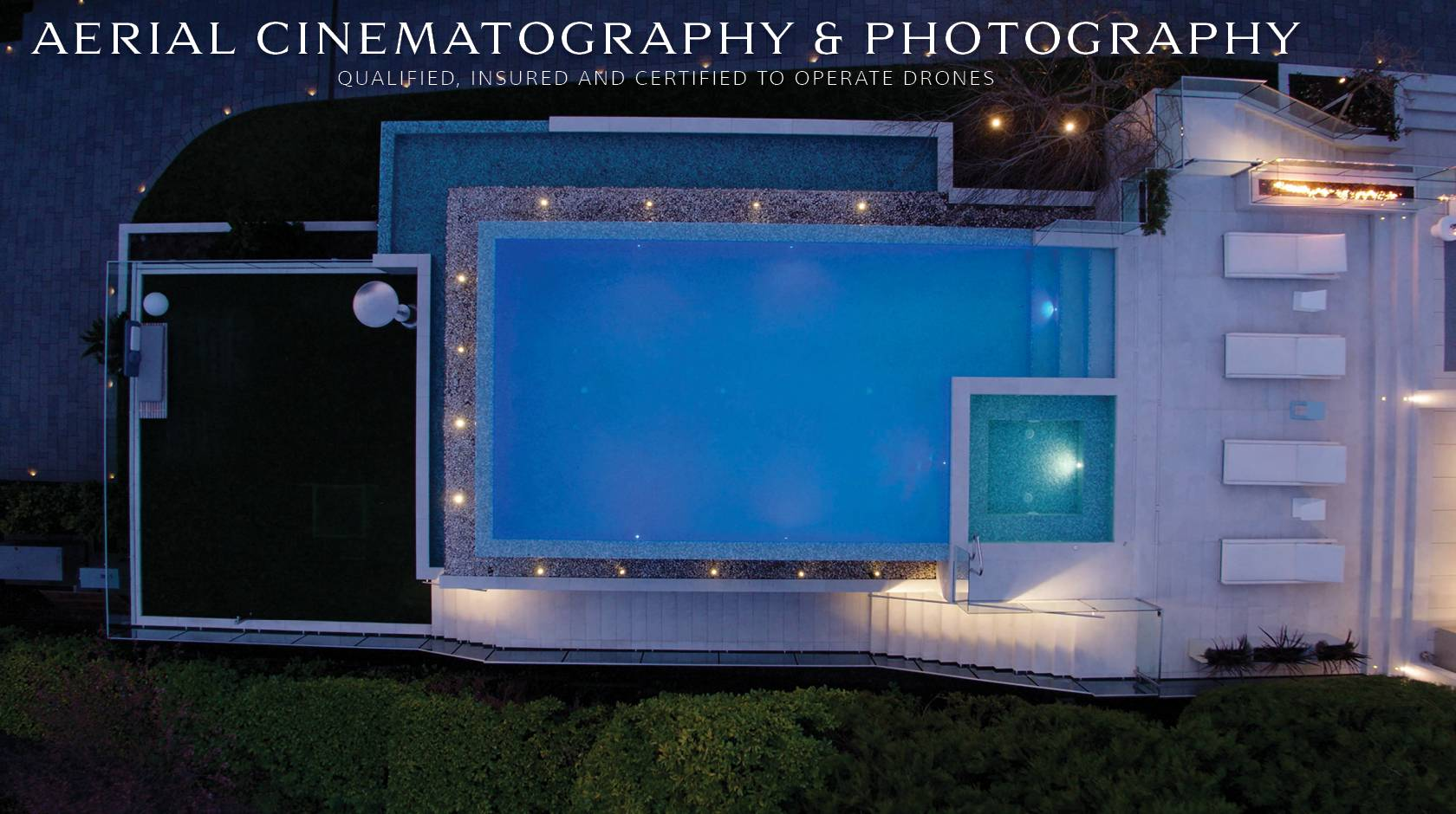 High Definition Arial Video & Photography