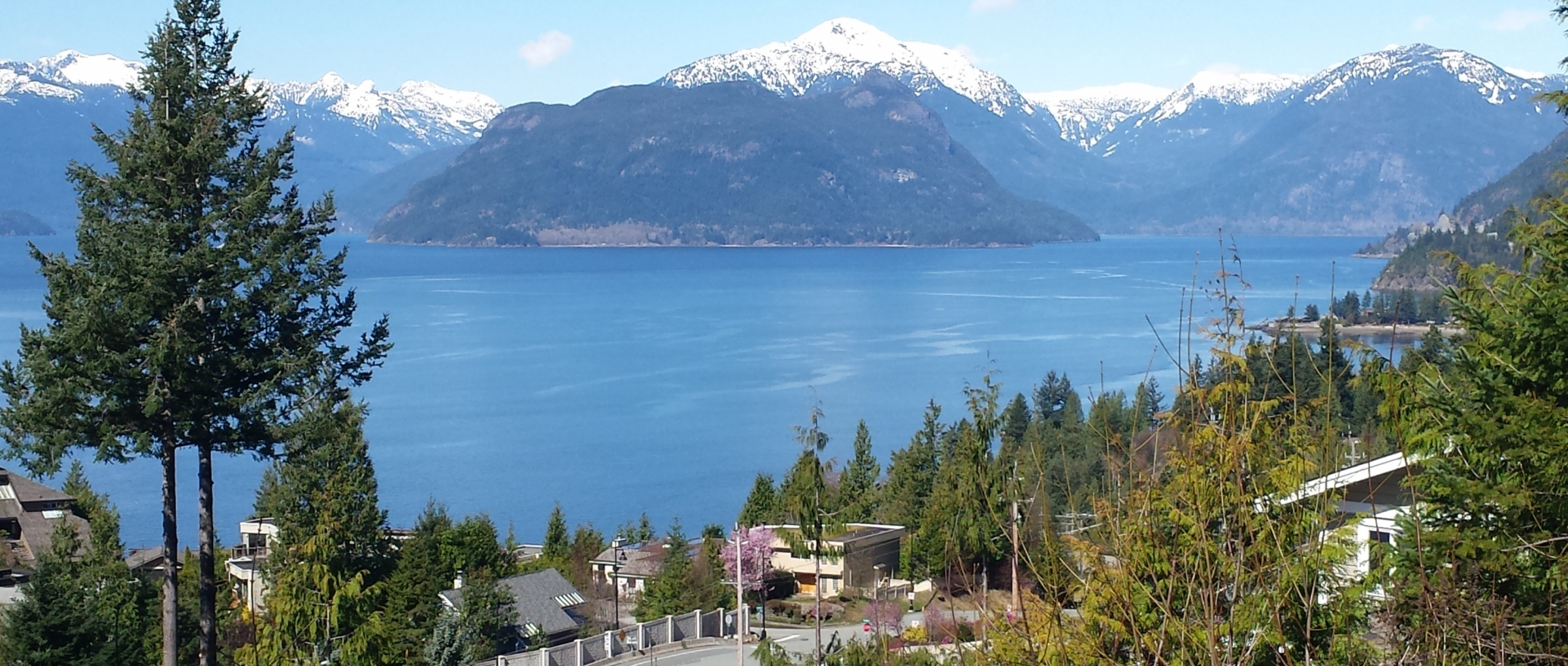 Homes in Lions Bay & Furry Creek