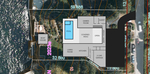 7270 Arbutus - lot lines & main floor at 7270 Arbutus Road, Whytecliff, West Vancouver