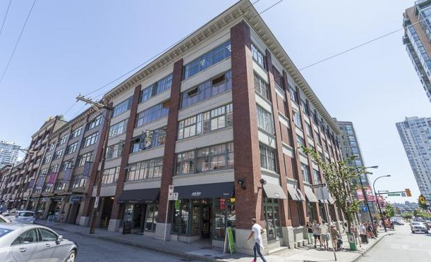 401 - 1178 Hamilton Street, Yaletown, Vancouver West