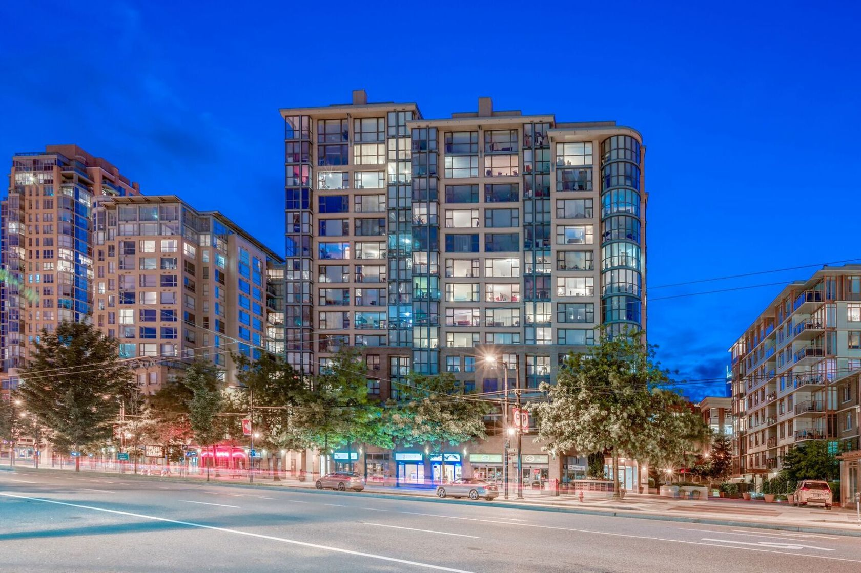 1177 PACIFIC BOULEVARD, Yaletown, Vancouver West
