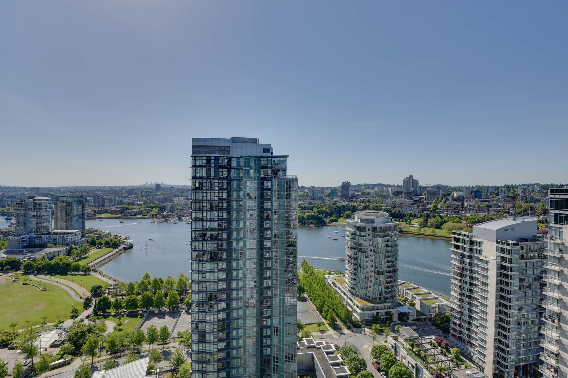 10-1-of-1 at 3007 - 455 Beach Crescent, Yaletown, Vancouver West