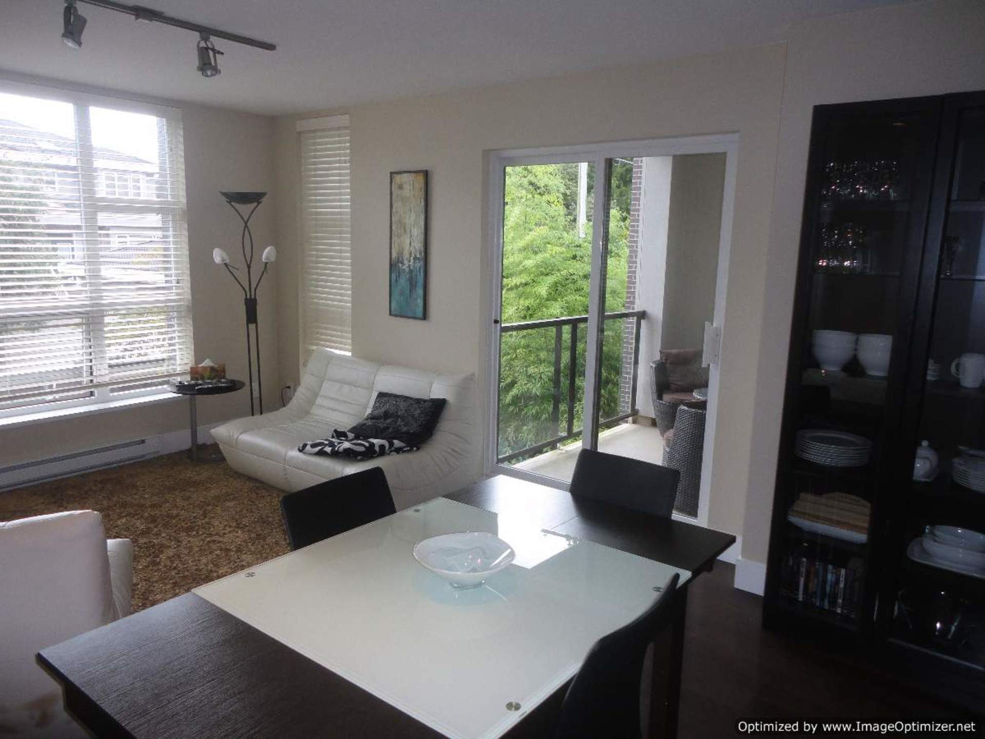 Living Room at 3839 W4th, Point Grey, Vancouver West