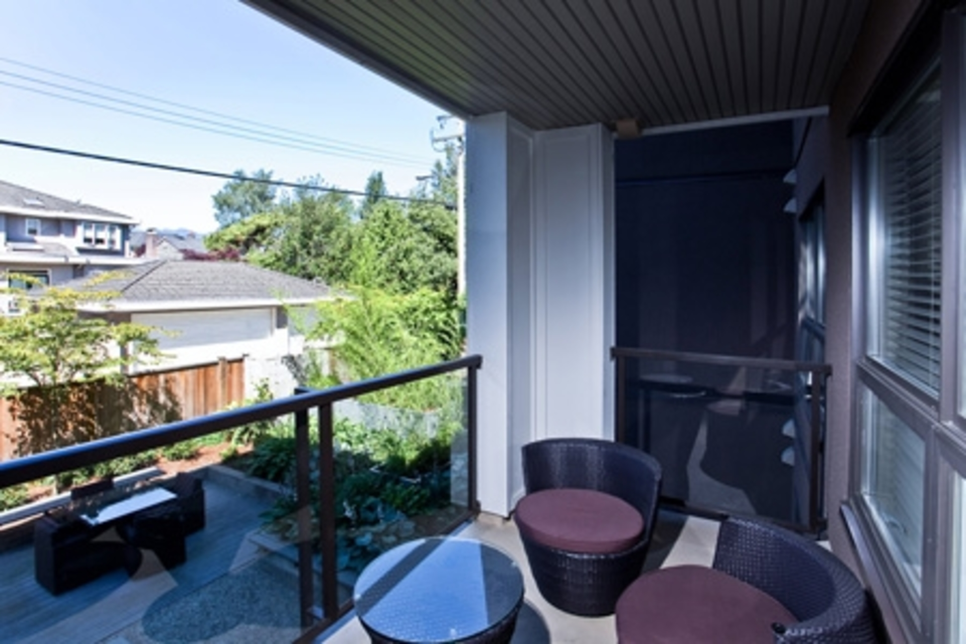 Balcony at 3839 W4th, Point Grey, Vancouver West