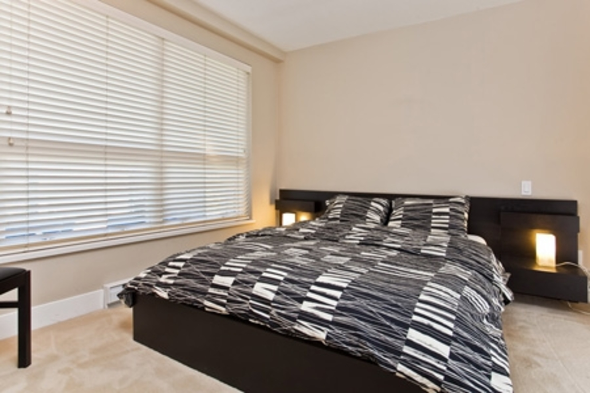 Bedroom at 3839 W4th, Point Grey, Vancouver West