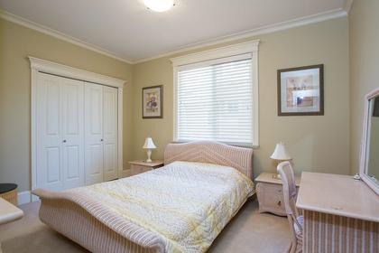 Main bdrm at 3756 Winsford Court, Government Road, Burnaby North