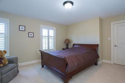 UP 4th bdrm at 3756 Winsford Court, Government Road, Burnaby North