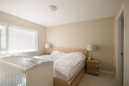 master-bdrm at #305 - 3105 Lincoln Avenue, New Horizons, Coquitlam