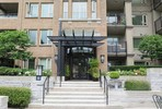building-entry at #305 - 3105 Lincoln Avenue, New Horizons, Coquitlam