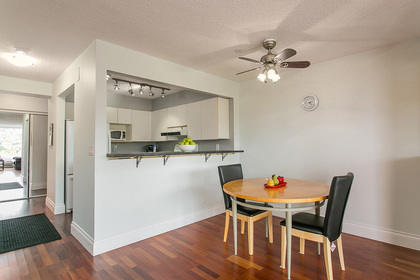 dining-room at #1606 - 7321 Halifax Street, Simon Fraser Univer., Burnaby North