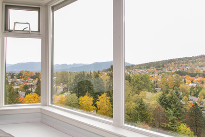view-from-living-rm at #1606 - 7321 Halifax Street, Simon Fraser Univer., Burnaby North