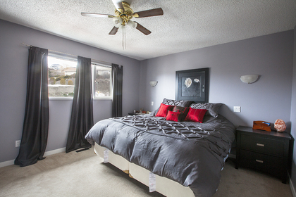 Master Bedroom at 1799 NORTH River Drive, Batchelor Heights, Kamloops