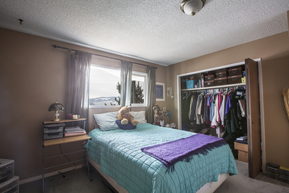 Bedroom (downstairs 2) at 1799 NORTH River Drive, Batchelor Heights, Kamloops