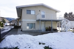 Back of House at 2184 Crescent Drive, Valleyview, Kamloops