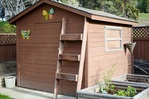 Garden Shed at 965 Laurel Place, Aberdeen, Kamloops