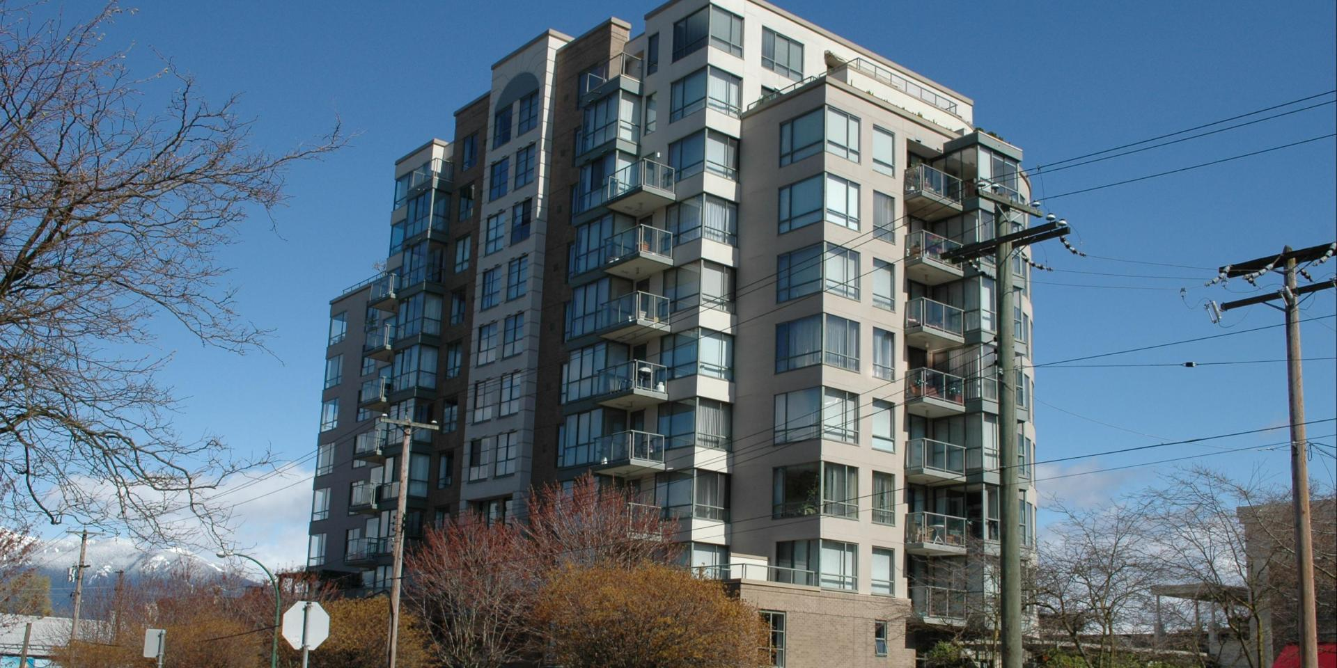 507 - 2288 Pine Street, Fairview VW, Vancouver West