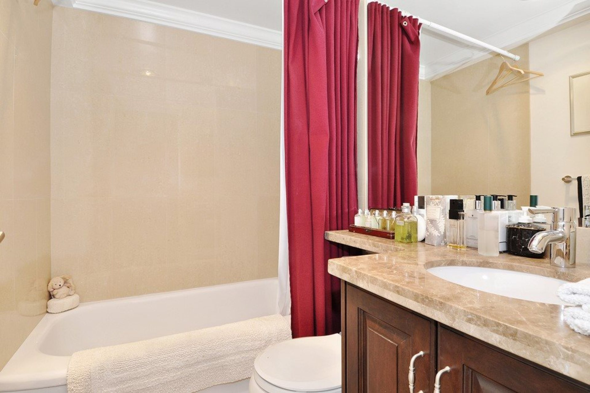 Bathroom at 603 - 150 24th, Dundarave, West Vancouver