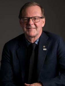John Stephenson, Architect OAA, MRAIC President