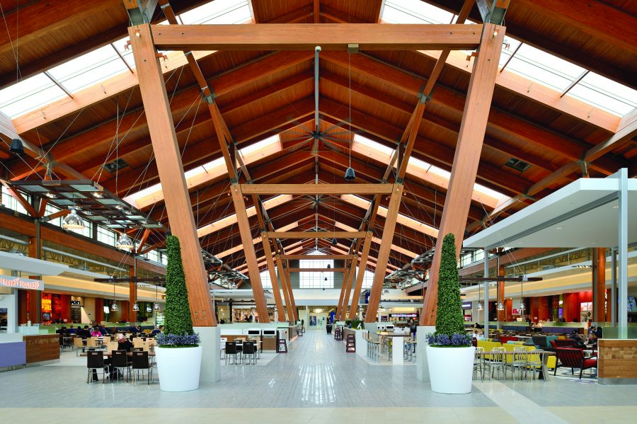 Chris Jacques, Tsawwassen Mills. Photo Credit: Wood WORKS! BC – 2017 Wood Design Awards in B.C.