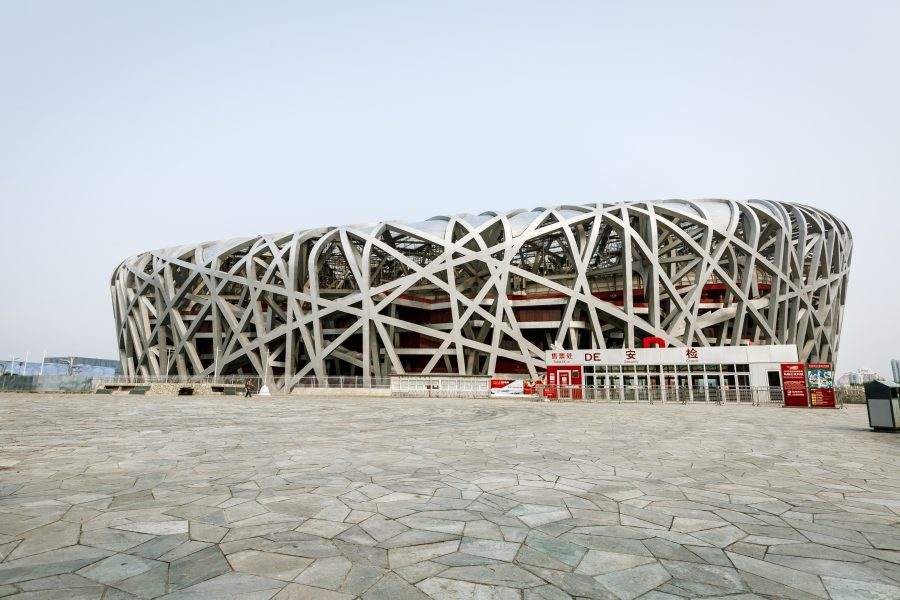 Beijing National Stadium, Olympics