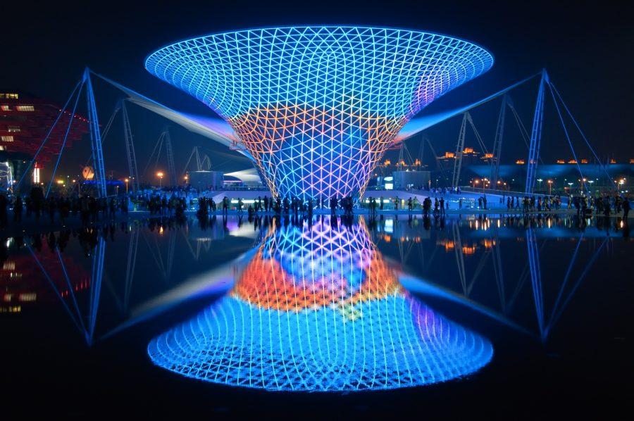 Expo Axis from Shanghai Expo 2010