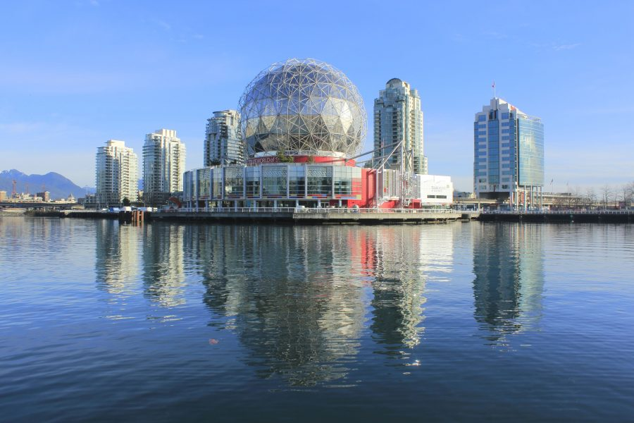 Built for Vancouver's Expo '86, the Expo Centre later became Science World