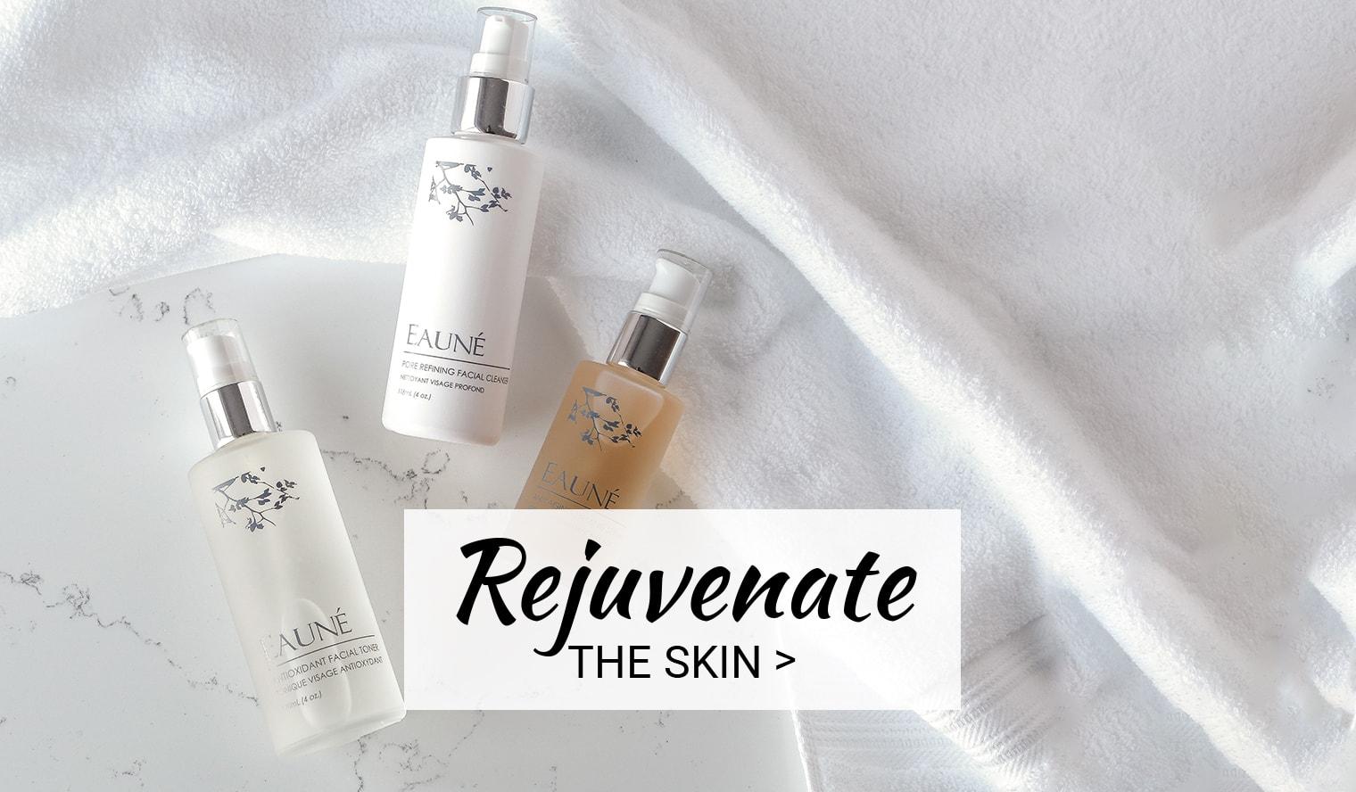 Rejuvenate The Skin