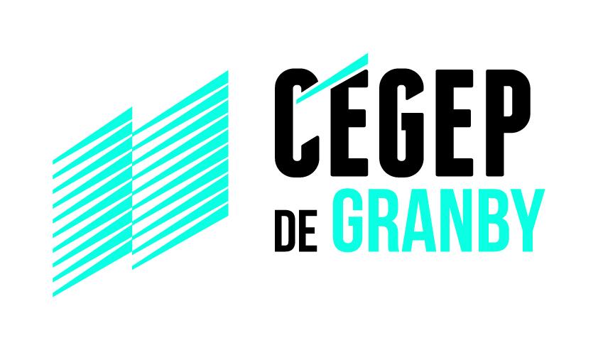 Cegep Granby logo PMS312