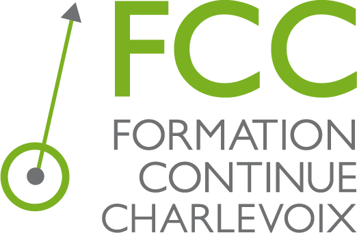 Cegep Jonquiere FC Charlevoix Logo Vertical COULEUR