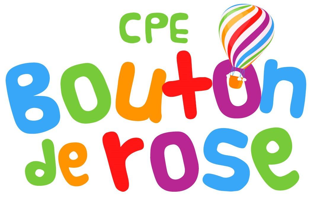 CPE bouton de rose logo A