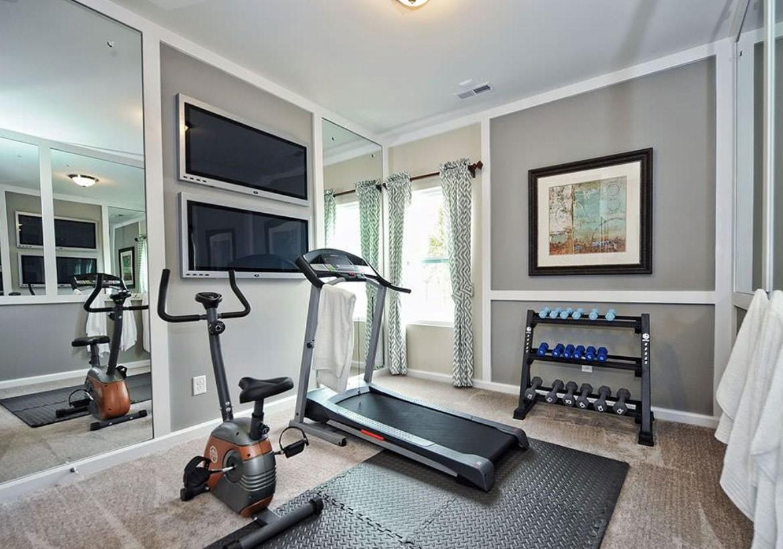 Aménager Une Salle De Yoga aménager son propre gym à la maison (partie 1)