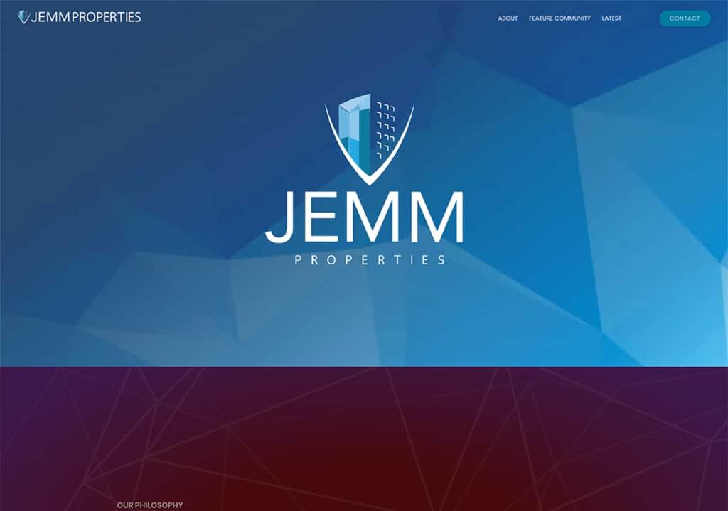 Jemm Website Thumb