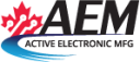 Active Electronic Manufacturing logo