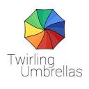Twirling Umbrellas logo